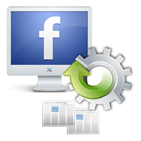 Automated Agent Facebook Posting Service
